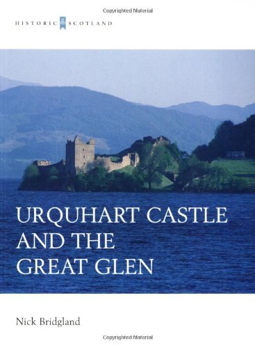 9780713487480: Urquhart Castle and the Great Glen (Historic Scotland)