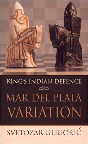 King's Indian Defence: Mar Del Plata Variation (Batsford Chess Books): Gligoric, Svetozar