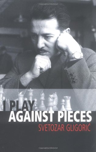 9780713487701: I Play Against Pieces (Batsford Chess Book)