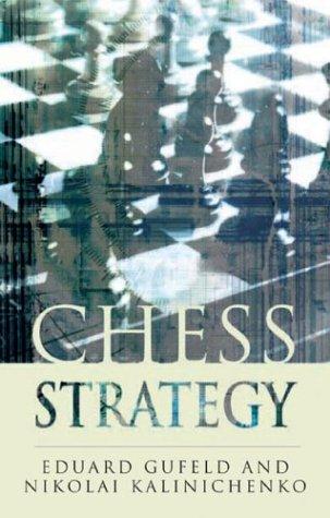 9780713487756: Chess Strategy (Batsford Chess Book)
