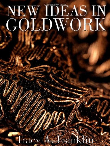 9780713487800: New Ideas in Goldwork