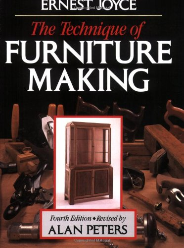 9780713488142: Technique of Furniture Making