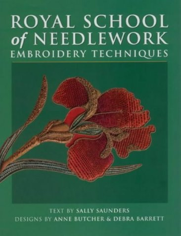 9780713488173: Royal School of Needlework Embroidery Techniques