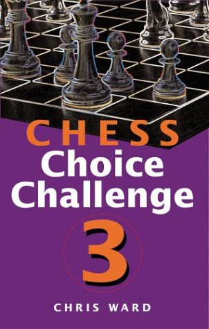 9780713488661: Chess Choice Challenge 3: No. 3