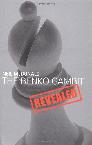 9780713488685: The Benko Gambit Revealed