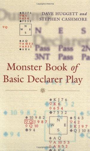 9780713488821: Monster Book of Basic Declarer Play