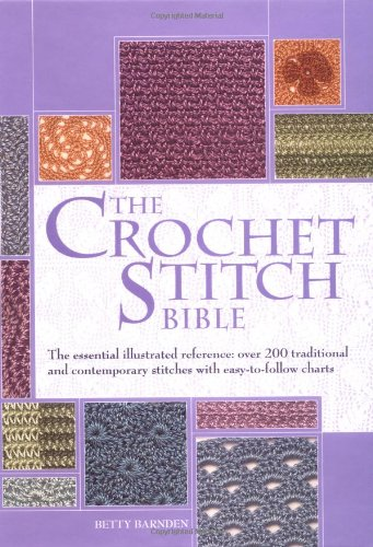 9780713488845: Crochet Stitch Bible