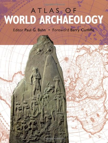 9780713488890: The Atlas of World Archaeology
