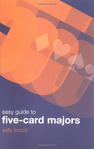 9780713489125: Easy Guide To Five-Card Majors