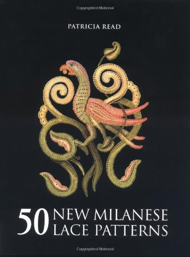 9780713489163: 50 New Milanese Lace Patterns