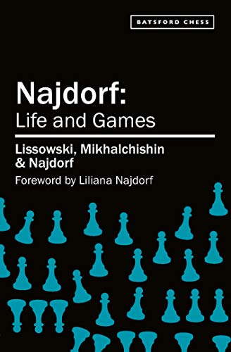 9780713489200: Najdorf - Life and Games: Life and Games