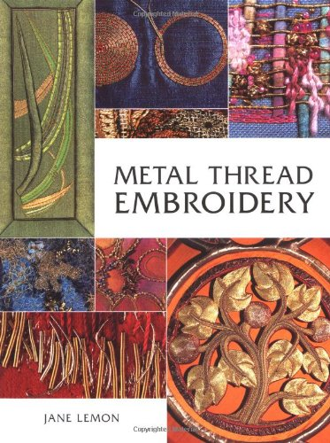 9780713489262: Metal Thread Embroidery