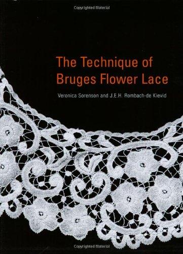 9780713489699: The Technique of Bruges Flower Lace