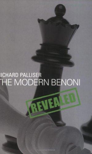 9780713489828: The Modern Benoni Revealed (Batsford Chess Books)