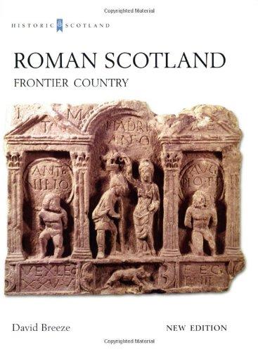 9780713489958: Roman Scotland (Historic Scotland)