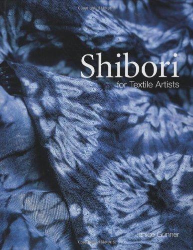 9780713490138: Shibori: For Textile Artists
