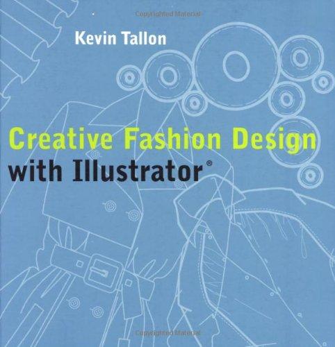 9780713490220: Creative Fashion Design with Illustrator: With Abobe Illustrator