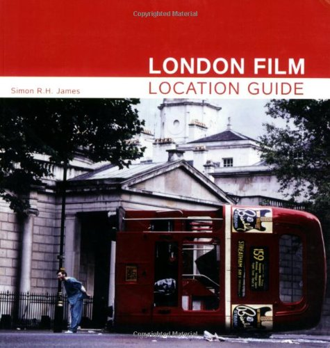 9780713490626: London Film Location Guide