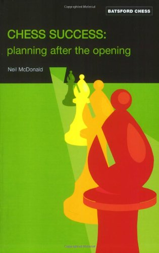 9780713490718: Chess Success: Planning After the Opening (Batsford Chess Books)