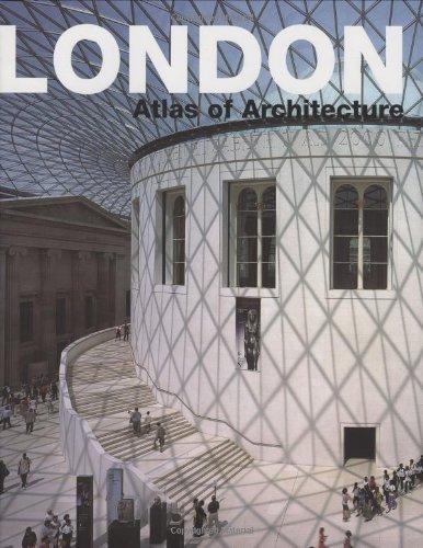 9780713490725: London: Atlas of Architecture