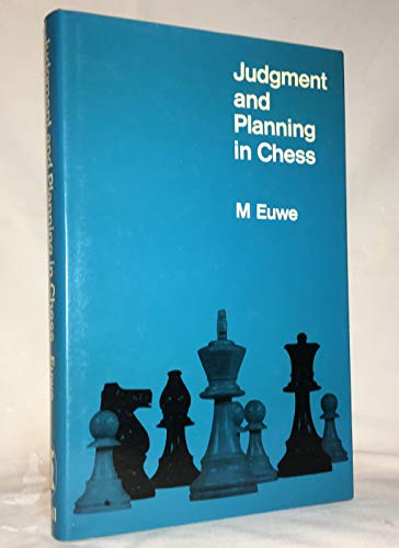 9780713504293: Judgment and Planning in Chess