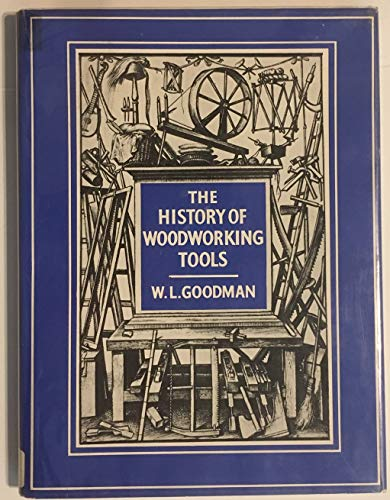 9780713504897: History of Woodworking Tools