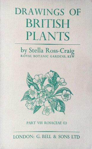 9780713509038: Drawings of British Plants. PART VIII. ROSACEAE (1)