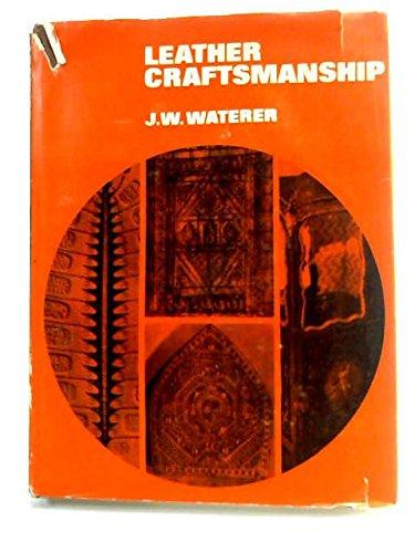 Leather Craftsmanship Waterer, John William