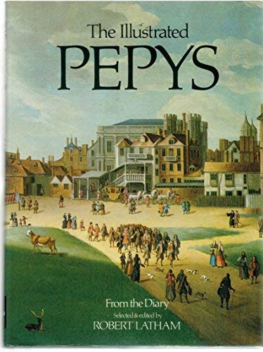 9780713510867: The Illustrated Pepys