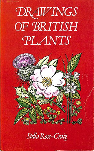 9780713511376: Drawings of British Plants: Ranunculaceae to Cruciferae v. 1