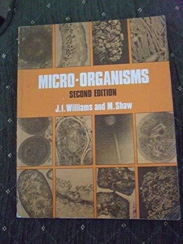 9780713513219: Micro-organisms