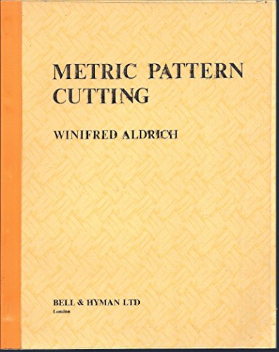Metric pattern cutting by winifred aldrich abebooks metric pattern cutting aldrich winifred fandeluxe Image collections