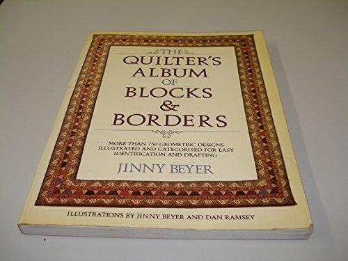 9780713513455: Quilter's Album of Blocks and Borders