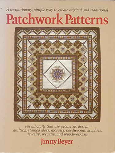 9780713513462: Patchwork Patterns