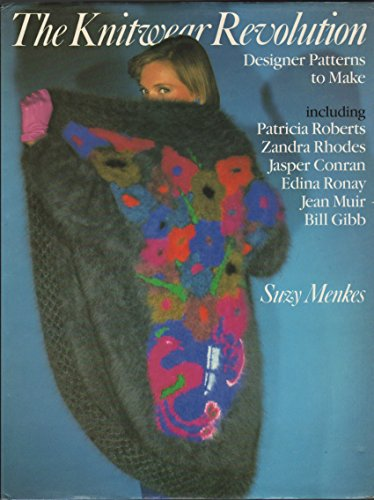 9780713513882: Knitwear Revolution: Designer Patterns to Make