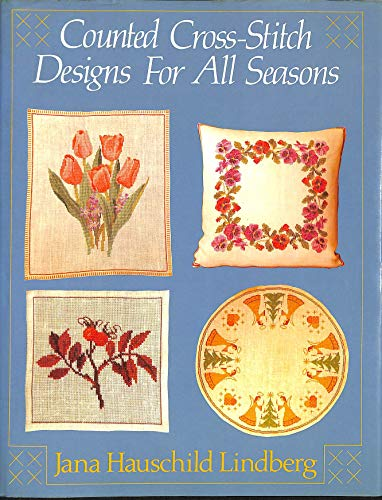 9780713514278: Counted Cross-stitch Designs for All Seasons