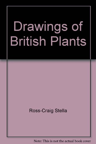 9780713515121: Drawings of British Plants: Pt. 25