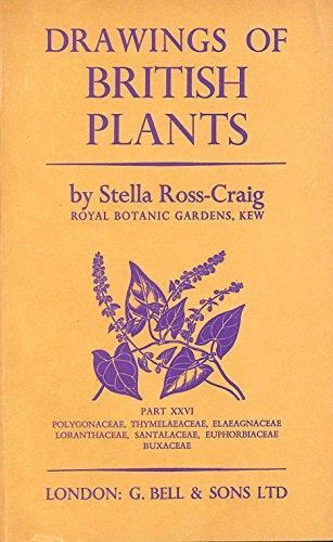 9780713515251: Drawings of British Plants. Part XXVI. Polygonaceae, Thymelaeaceae, Elaeagnaceae, Loranthaceae, Santalaceae, Euphorbiaceae, Buxaceae