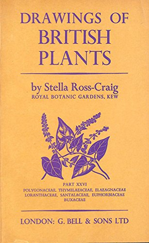 9780713515251: Drawings of British Plants: Pt. 26