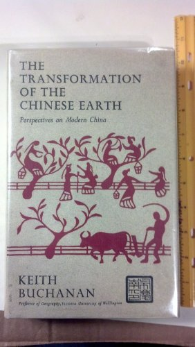 9780713515497: Transformation of the Chinese Earth
