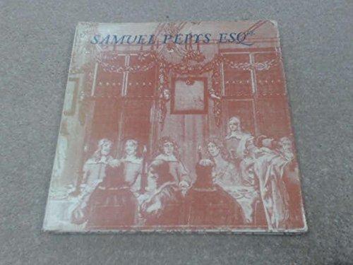 Samuel Pepys Esquire: Barber Richard
