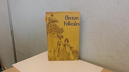 9780713518900: Breton Folktales (World Folktales)