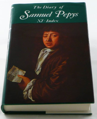 9780713519945: S Pepys Diary Vol 11 Index