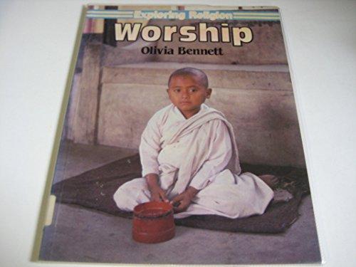 9780713523287: Exploring Religion: Worship