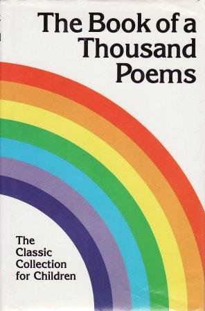 9780713523720: The Book of a Thousand Poems