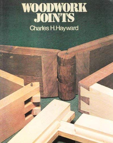 9780713524154: Woodwork Joints