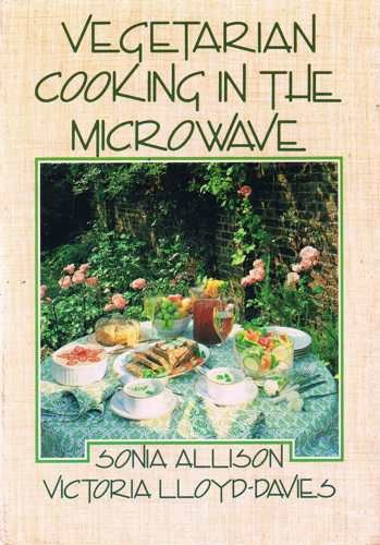 9780713526493: Vegetarian Cooking in the Microwave