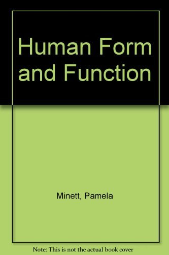 9780713527148: Human Form and Function