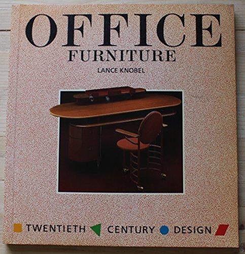 9780713527360: Office Furniture (20th Century Design)