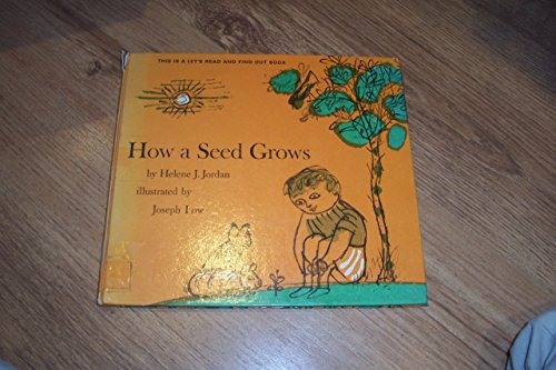 9780713600445: How a Seed Grows (Children)